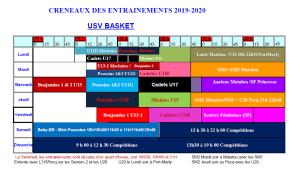 Creneaux 2019 2020 USV BB V6