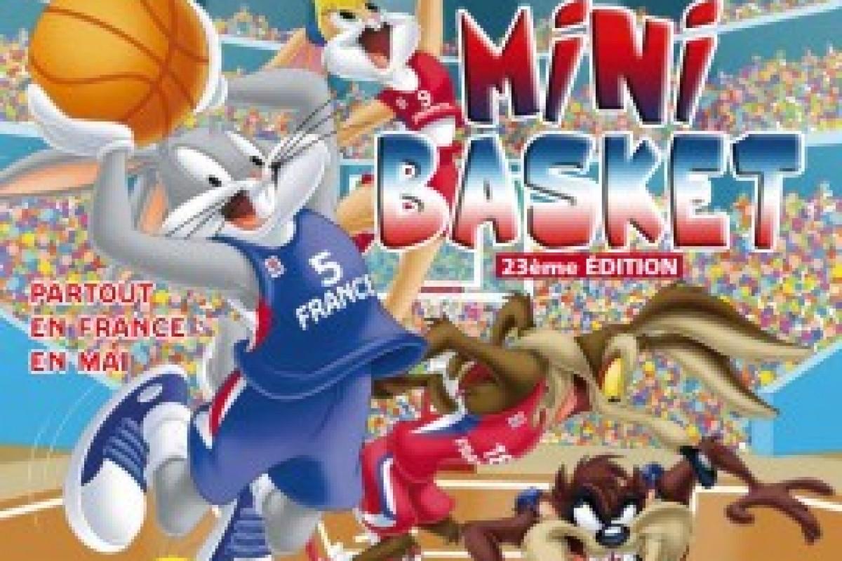 DIMANCHE 22 MAI: fête nationale du mini basket à Andrésy