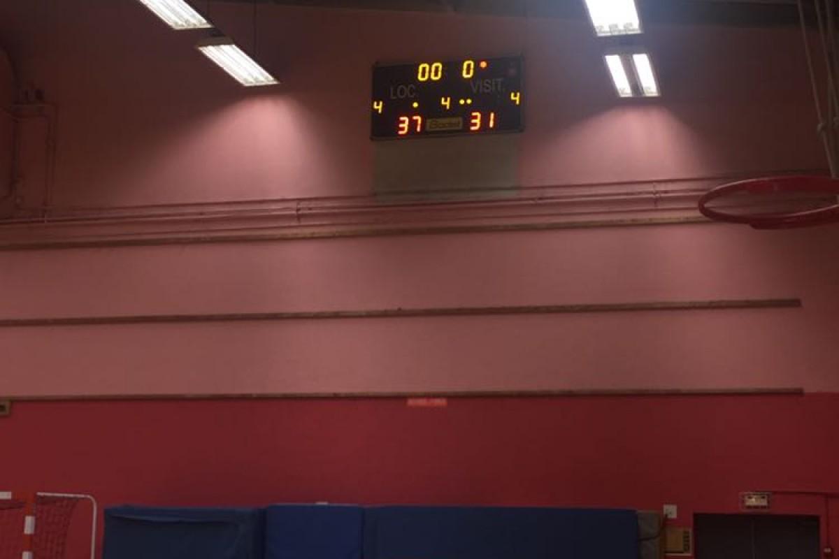 Les Reines de l'USV battent Andrésy 37-31