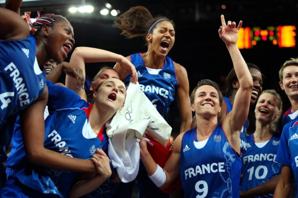 Le basket c'est aussi pour les filles!