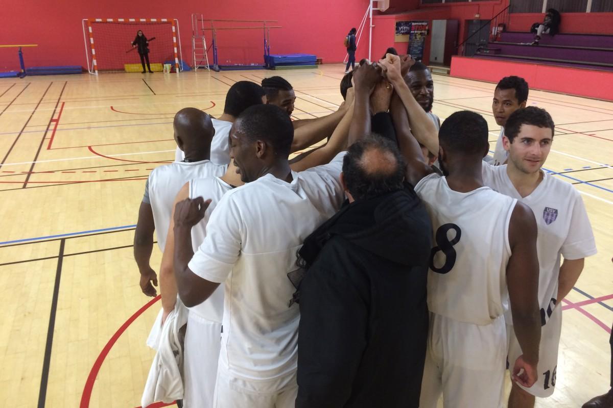 Nouvelle victoire des Cerfs contre Athis-Mons 69-62