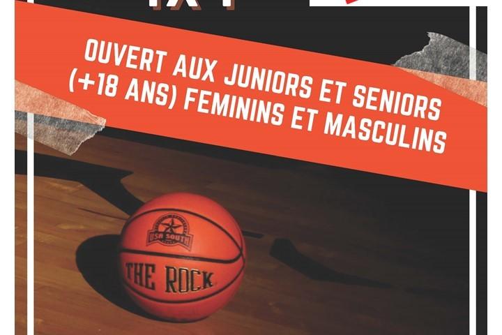 Tournoi Basket 4 vs 4 George Eddy au Vésinet