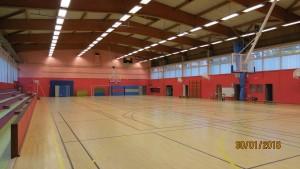 Gymnase Matalou 13, rue Henri Dunant 78 110 Le Vésinet